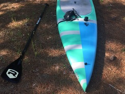 St Martins Neck River spot de SUP em Estados Unidos