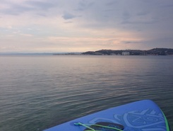 Kanegra sitio de stand up paddle / paddle surf en Croacia