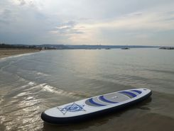 spiaggia  san salvo  paddle board spot in Italy