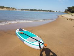 Veillon mine payré Veillon sitio de stand up paddle / paddle surf en Francia