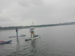 Limia paddle board spot in Portugal