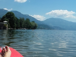 seeboden sitio de stand up paddle / paddle surf en Austria