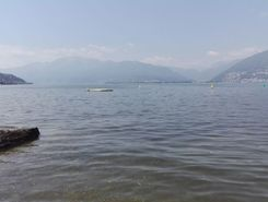 magadino sitio de stand up paddle / paddle surf en Suiza