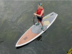 Bradford-on-Avon  paddle board spot in United Kingdom