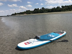 Saint valery sur Somme  spot de stand up paddle en France