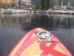 Barbarano sitio de stand up paddle / paddle surf en Italia