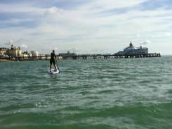 Eastbourne Wish Tower paddle board spot in United Kingdom