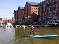 Sup glos paddle  paddle board spot in United Kingdom