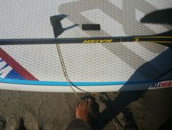 Paddle Surf Fuengirola paddle board spot in Spain
