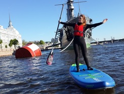 Петропавловка sitio de stand up paddle / paddle surf en Rusia