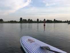 IJburg Steigereiland  paddle board spot in Netherlands