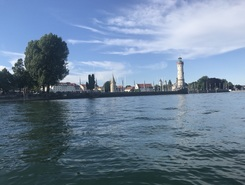 Lindau am Bodensee spot de stand up paddle en Allemagne