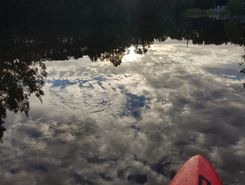 avoca lake spot de stand up paddle en Australie