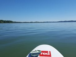 Ammersee | Eching am Ammersee paddle board spot in Germany
