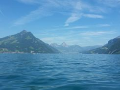 Buochs NW - Vierwaldstättersee paddle board spot in Switzerland