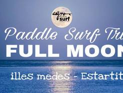iles medes sitio de stand up paddle / paddle surf en España