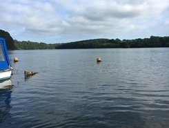 Malpas spot de stand up paddle en Royaume-Uni