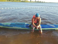 westboro beach spot de stand up paddle en Canada