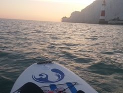 Beachy head  paddle board spot in United Kingdom