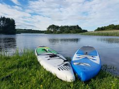 loch meadows benarty way sitio de stand up paddle / paddle surf en Reino Unido