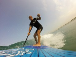 tronoen sitio de stand up paddle / paddle surf en Francia