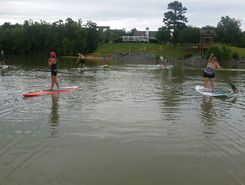 Tega Cay Beach & Swim Club spot de stand up paddle en États-Unis