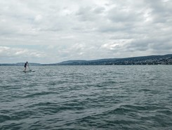 Aloha Wind Surf School Thalwil spot de stand up paddle en Suisse