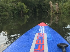 guildford paddle board spot in United Kingdom