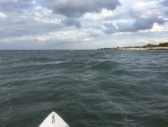 Laboe spot de stand up paddle en Allemagne