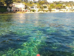 club nautique Cap Ferrat paddle board spot in France