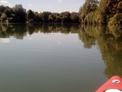 location paddle kayak sitio de stand up paddle / paddle surf en Francia