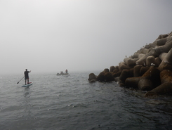 Praia da Ribeira do Cavalo paddle board spot in Portugal