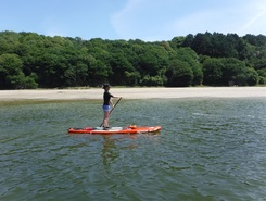 laita spot de stand up paddle en France