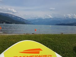 Thunersee sitio de stand up paddle / paddle surf en Suiza