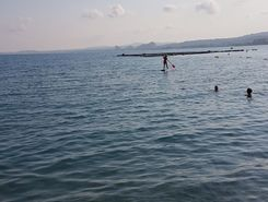 cros de cagnes  spot de stand up paddle en France
