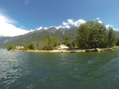 Val di Sogno paddle board spot in Italy