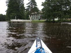 Kurkiniemi-Salmela sitio de stand up paddle / paddle surf en Finlandia