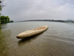 Pilsensee sitio de stand up paddle / paddle surf en Alemania