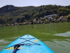 Figino sitio de stand up paddle / paddle surf en Suiza