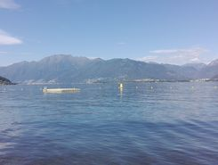 Malcantone sitio de stand up paddle / paddle surf en Suiza