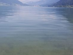 Zugersee sitio de stand up paddle / paddle surf en Suiza