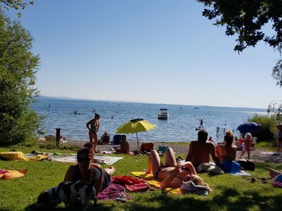 friedfrichshafen paddle board spot in Germany