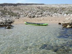 kr neki sitio de stand up paddle / paddle surf en Croacia