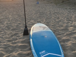 "Handi'Plage ""le sana"" spot de stand up paddle en France"