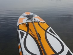 haalandsvatnet paddle board spot in Norway