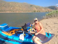 lost creek paddle board spot in United States