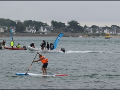 locmariaquer spot de stand up paddle en France