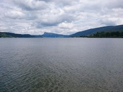 Lac de Joux - Le Rocheray  paddle board spot in Switzerland