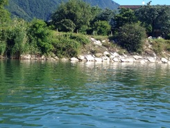caffaro baitoni paddle board spot in Italy