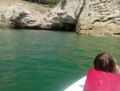 Embalse de Iznajar paddle board spot in Spain
